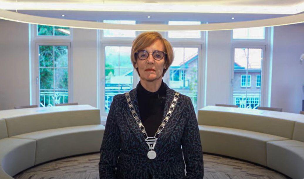 Nieuwjaarstoespraak burgemeester Oost Gelre