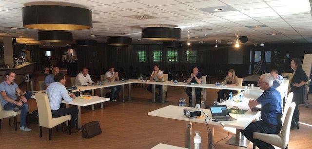 Achterhoekse ondernemers leren van elkaar in MKB-Deal