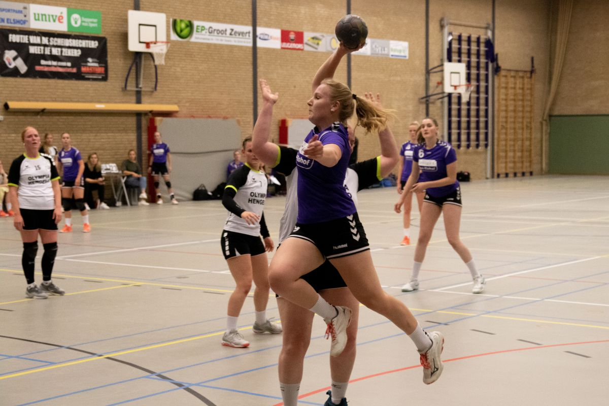 Grol H.V. DS 1 – Olympia HGL DS2
