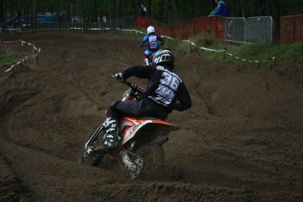 2e plaats voor Jim Nijssen in Oss.