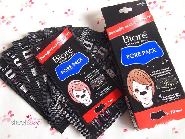 Biore Pore Pack Black 1
