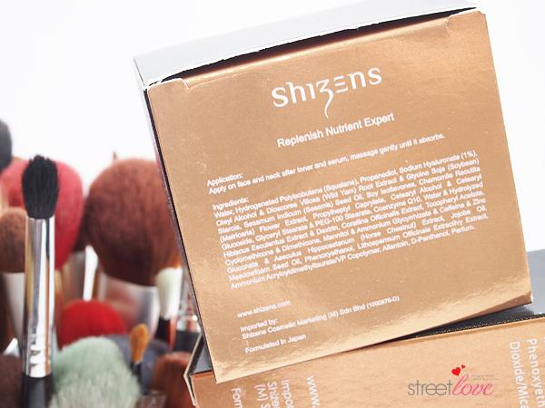 Shizens Replenish Nutrient Expert 3