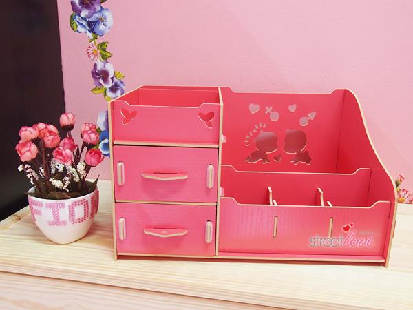 DIY Cosmetic Box 1