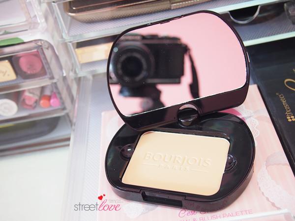 Bourjois Silk Edition Compact Powder 2