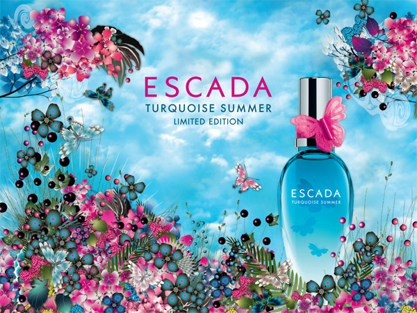 Escada Turquoise Summer Limited Edition