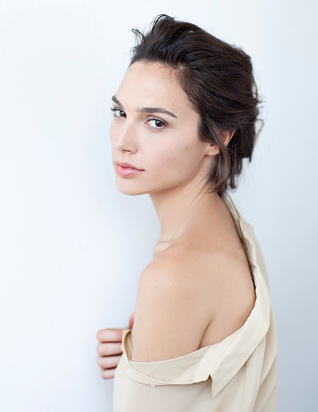 Gal Gadot, the face for Gucci Bamboo