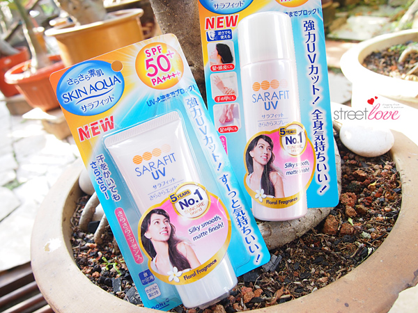 Sunplay Skin Aqua Sarafit UV
