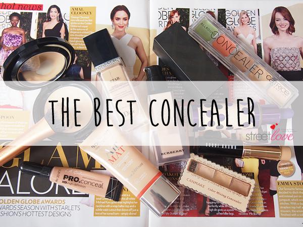 The Best Concealer