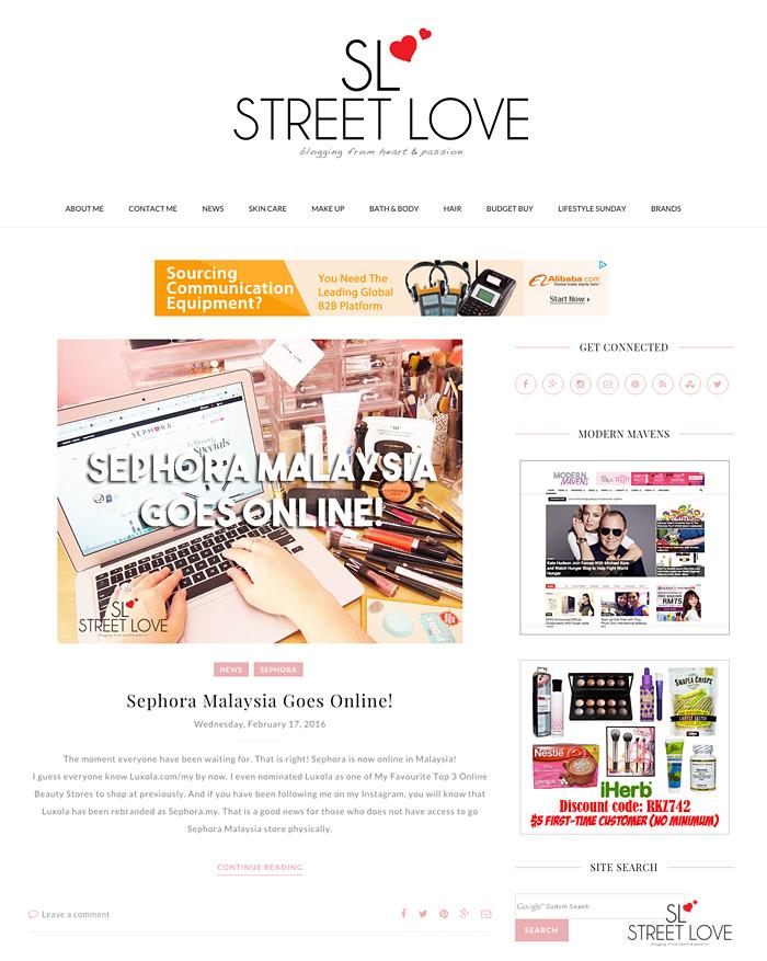 Street Love Rebrand
