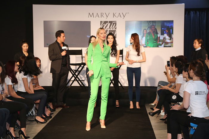 Mary Kay Dream Beautiful Contest