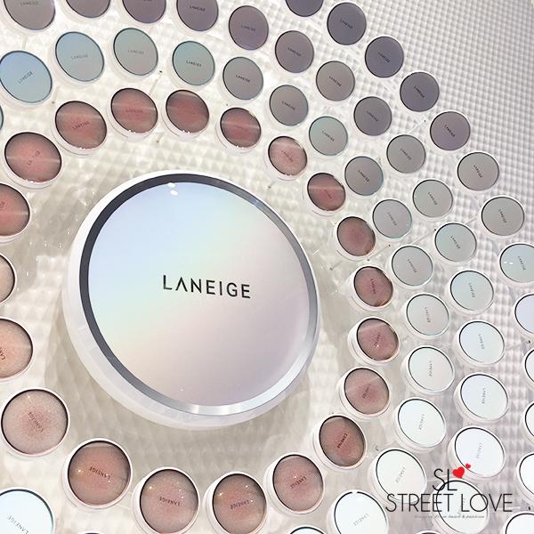 Laneige Pavilion Elite 6