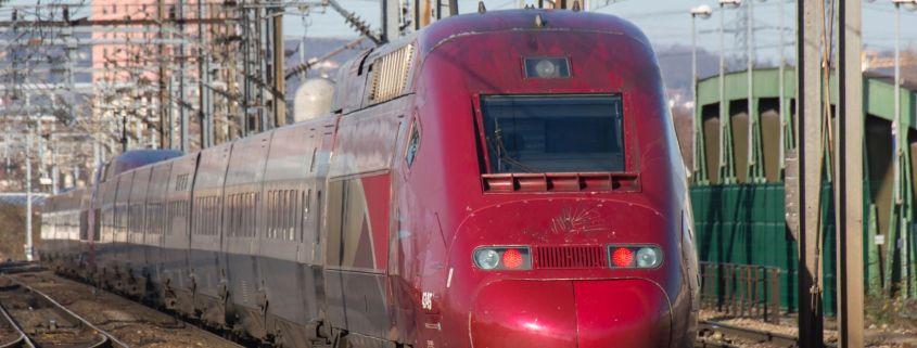 SNCF TGV Thalys PBKA