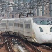 train photo of Kyushu Shinkansen Tsubame