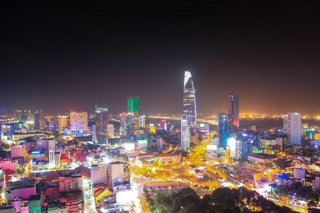 Ho Chi Minh City Landscape