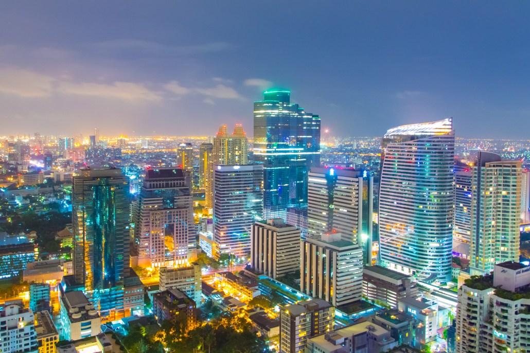 Bangkok Skyscraper
