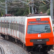 train photo of Ferrocarrils de la Generalitat de Catalunya series 111