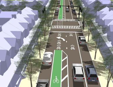 Bicycle and Pedestrian Improvement Plan | Allentown, PA