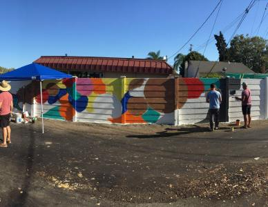 """Street Plans Leads Alley """"Makeover"""" Demonstration Project in San Jose"""