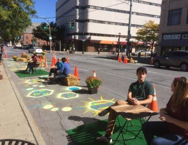 Market Street Connect Demonstration Project