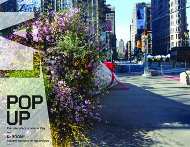 Tactical Urbanism Featured on Landscape Architecture Magazine