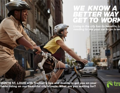 "Trailnet ""We Know A Better Way"" Multimedia Campaign"