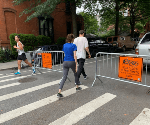 City Cleanup Corps to Take Over Running Fort Greene Open Streets