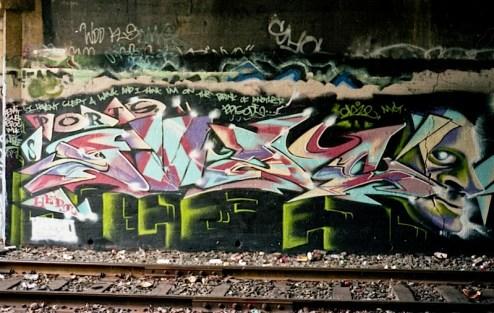 graffiti by gaze sports crew