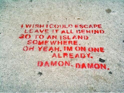 street art by damon damon