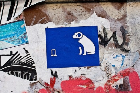 the RCA dog nipper gets an update with an ipod