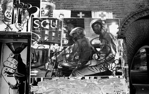 special graffiti unit (SGU) street art in nyc