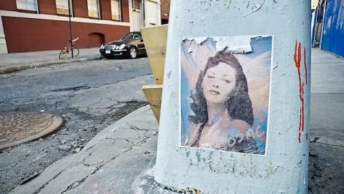 street art by OCMC in nyc