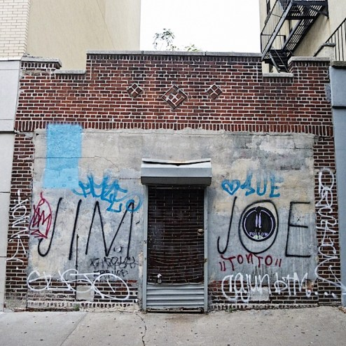 graffiti from jim joe found in nyc