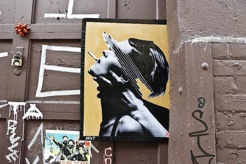 street art by xxist