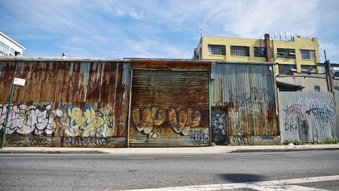 graffiti found in brooklyn