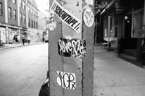 sticker art by screwtape, love me and amor