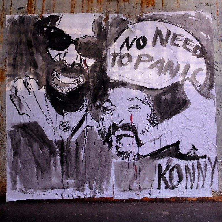 No need to panic - Konny