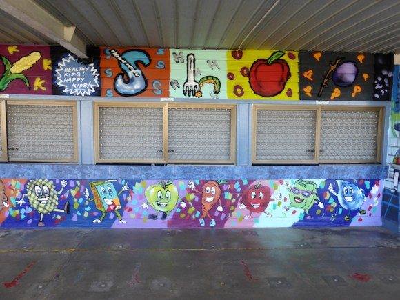 Norris Road State School Tuckshop Makeover