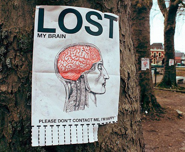 25 Most beloved Street Art Photos – Mars 2011