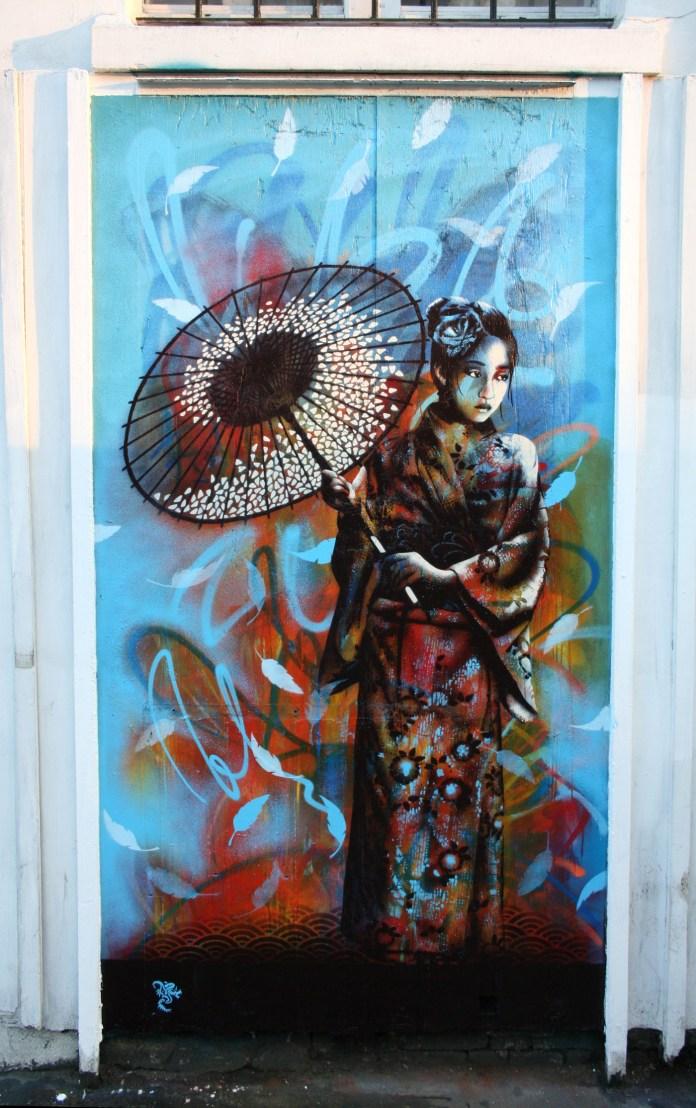 Street Art by Fin Dac – In London, England