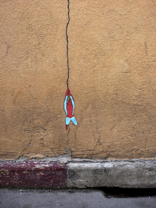 Street Art by Oakoak