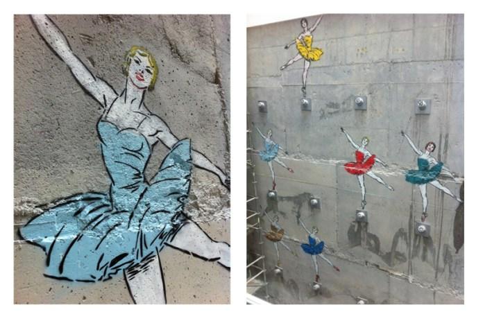 Street Art by Ibon Mainar – In Basque Country, San Sebastian, Spain
