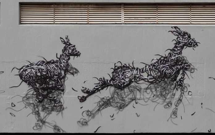 By DALeast – In Johannesburg, South Africa