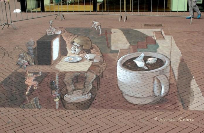 Street Art in 3D by Eduardo Relero 15
