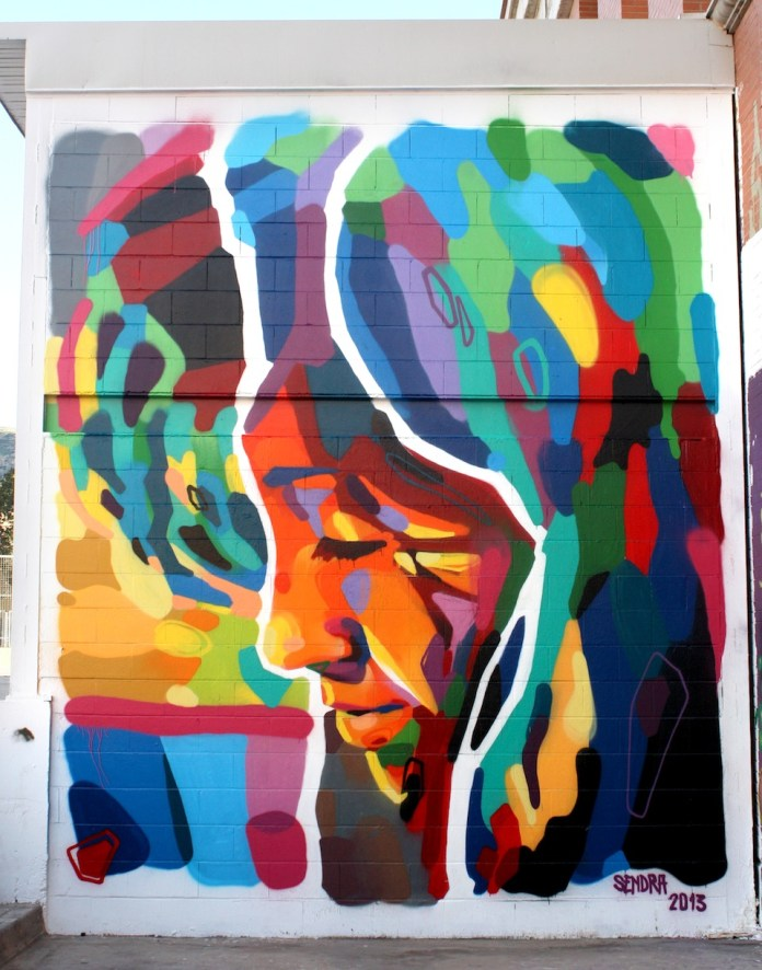 By Sendra – In Almeria, Spain