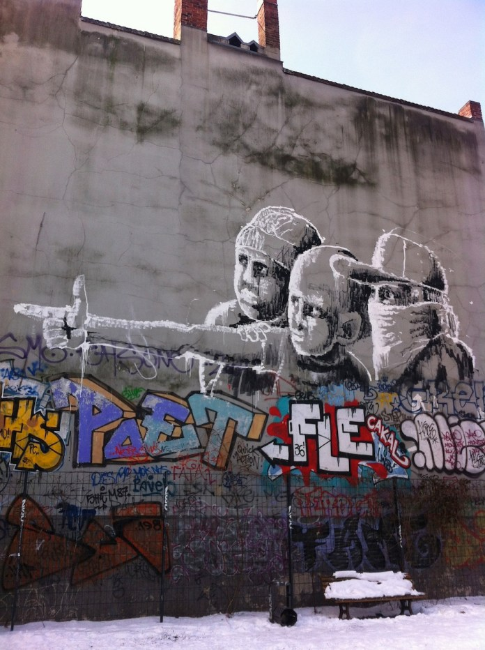 Street Art by Alaniz 4