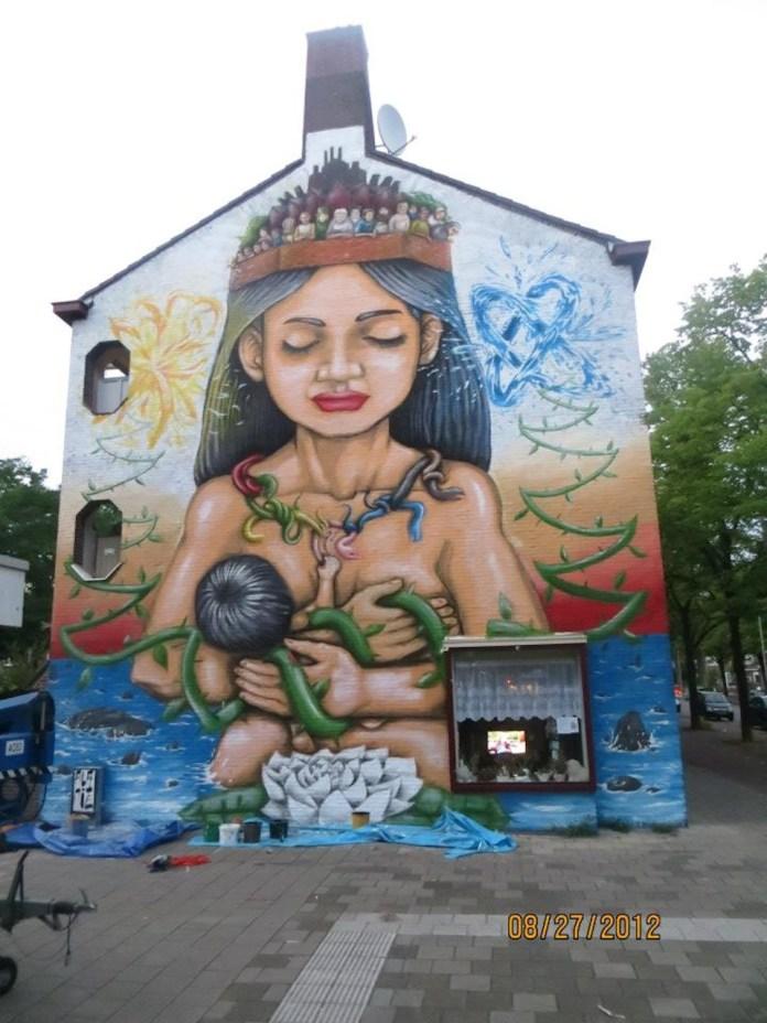 Street Art by Alaniz 6