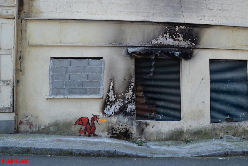 Street Art by Oakoak in France 573745