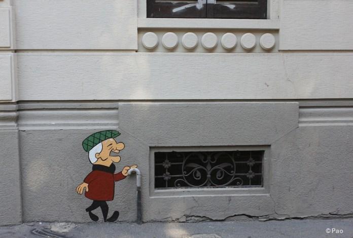 Street Art by Pao 3046809
