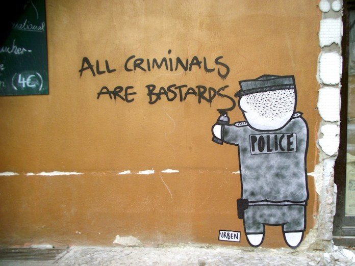 All Criminals Are Bastards