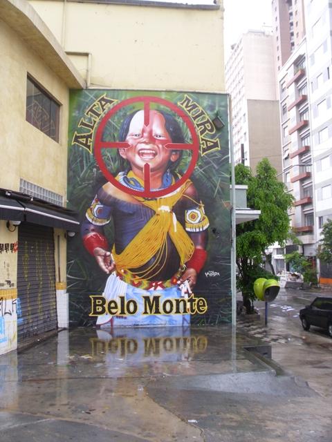 In São Paulo, Brazil. By Eduardo Kobra
